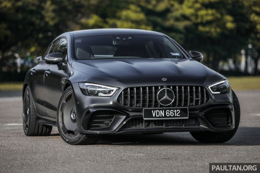 REVIEW: Merc-AMG GT63S 4-Door Coupe in Malaysia Image #1076142