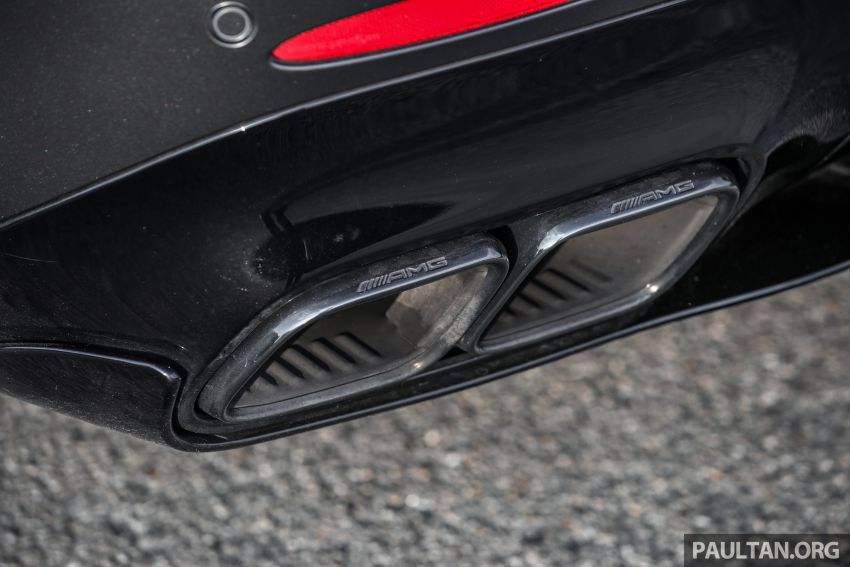 REVIEW: Merc-AMG GT63S 4-Door Coupe in Malaysia Image #1076185