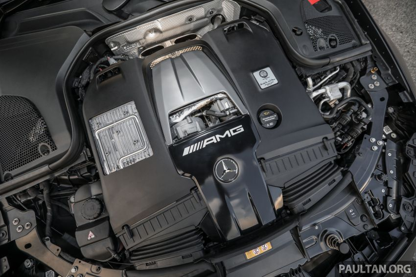 REVIEW: Merc-AMG GT63S 4-Door Coupe in Malaysia Image #1076187