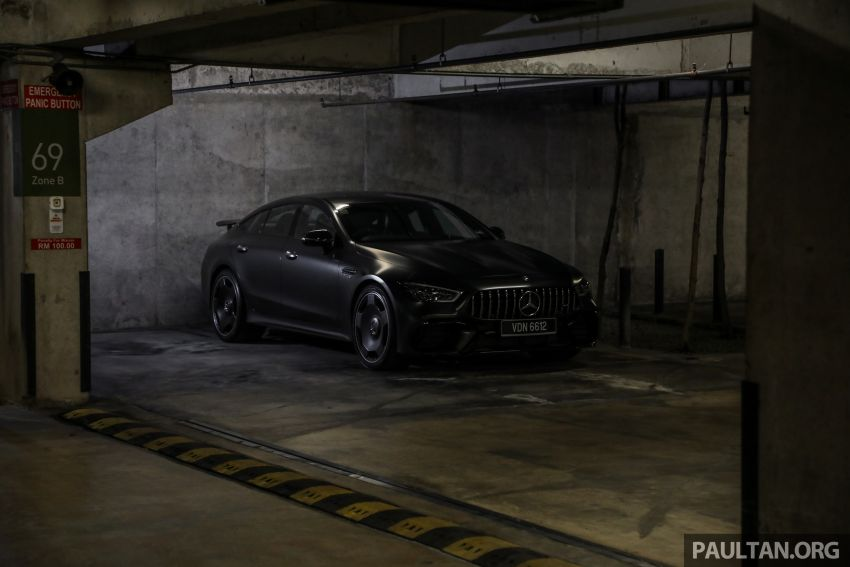 REVIEW: Merc-AMG GT63S 4-Door Coupe in Malaysia Image #1076188