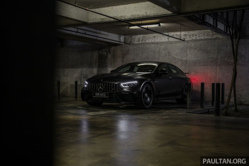 REVIEW: Merc-AMG GT63S 4-Door Coupe in Malaysia Image #1076189