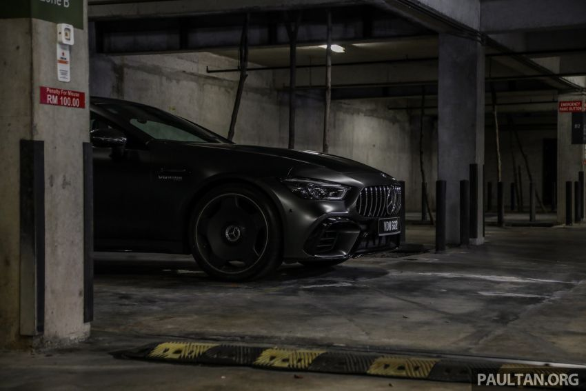 REVIEW: Merc-AMG GT63S 4-Door Coupe in Malaysia Image #1076190