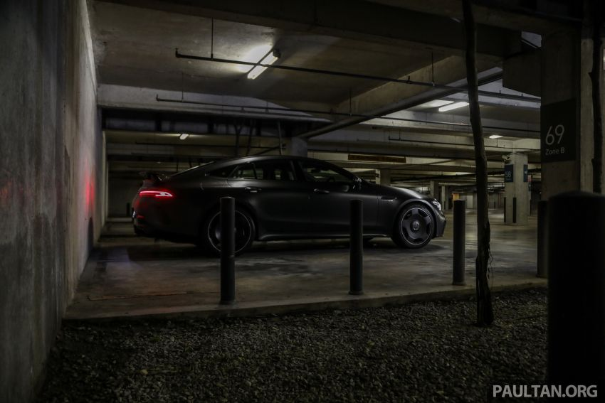 REVIEW: Merc-AMG GT63S 4-Door Coupe in Malaysia Image #1076192