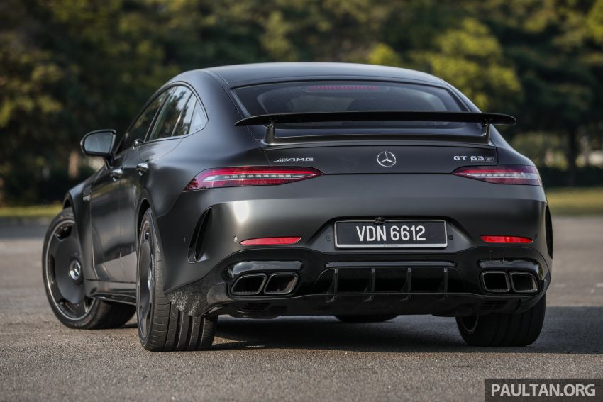 REVIEW: Merc-AMG GT63S 4-Door Coupe in Malaysia Image #1076146