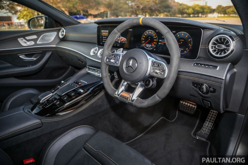 REVIEW: Merc-AMG GT63S 4-Door Coupe in Malaysia Image #1076195