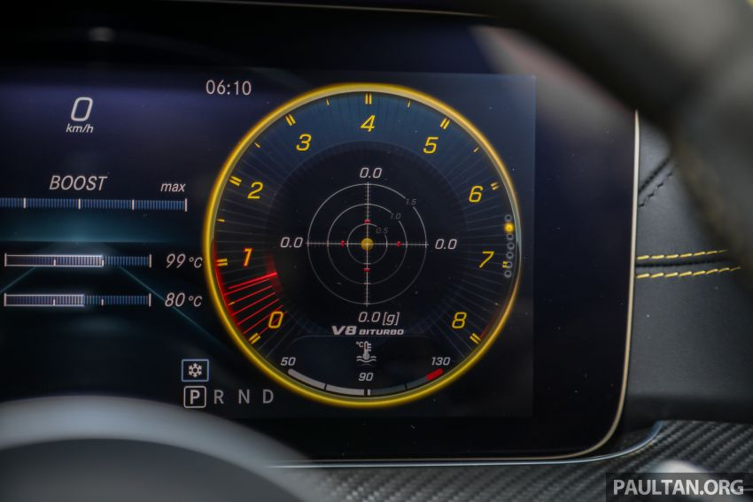 REVIEW: Merc-AMG GT63S 4-Door Coupe in Malaysia Image #1076212
