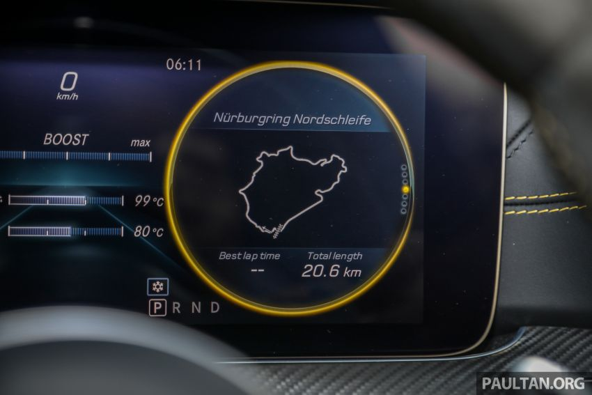 REVIEW: Merc-AMG GT63S 4-Door Coupe in Malaysia Image #1076214