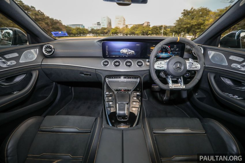 REVIEW: Merc-AMG GT63S 4-Door Coupe in Malaysia Image #1076196
