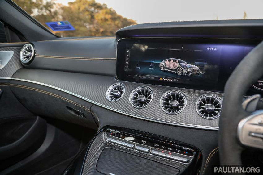 REVIEW: Merc-AMG GT63S 4-Door Coupe in Malaysia Image #1076221