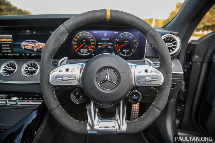 REVIEW: Merc-AMG GT63S 4-Door Coupe in Malaysia Image #1076197