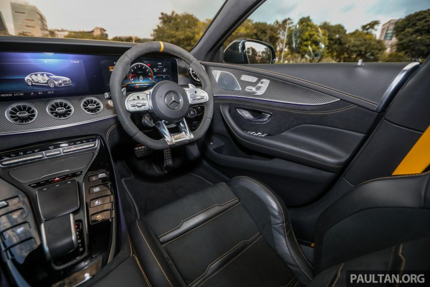 REVIEW: Merc-AMG GT63S 4-Door Coupe in Malaysia Image #1076253