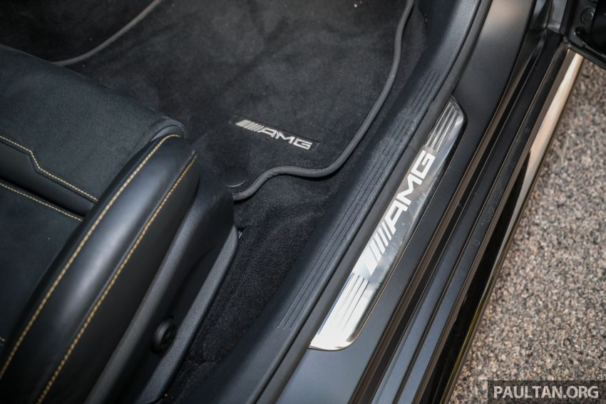 REVIEW: Merc-AMG GT63S 4-Door Coupe in Malaysia Image #1076263