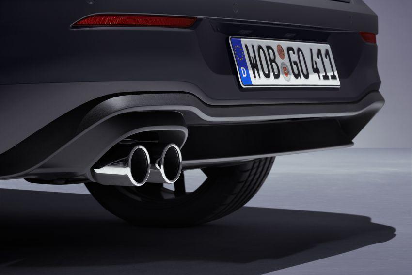 Volkswagen Golf GTD, GTE Mk8 – diesel, PHEV GTIs Image #1088044