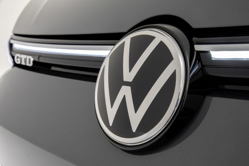 Volkswagen Golf GTD, GTE Mk8 – diesel, PHEV GTIs Image #1088047