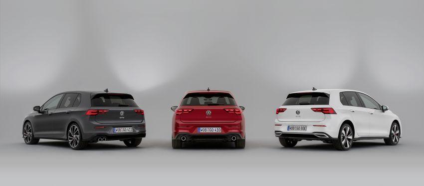 Volkswagen Golf GTD, GTE Mk8 – diesel, PHEV GTIs Image #1088035