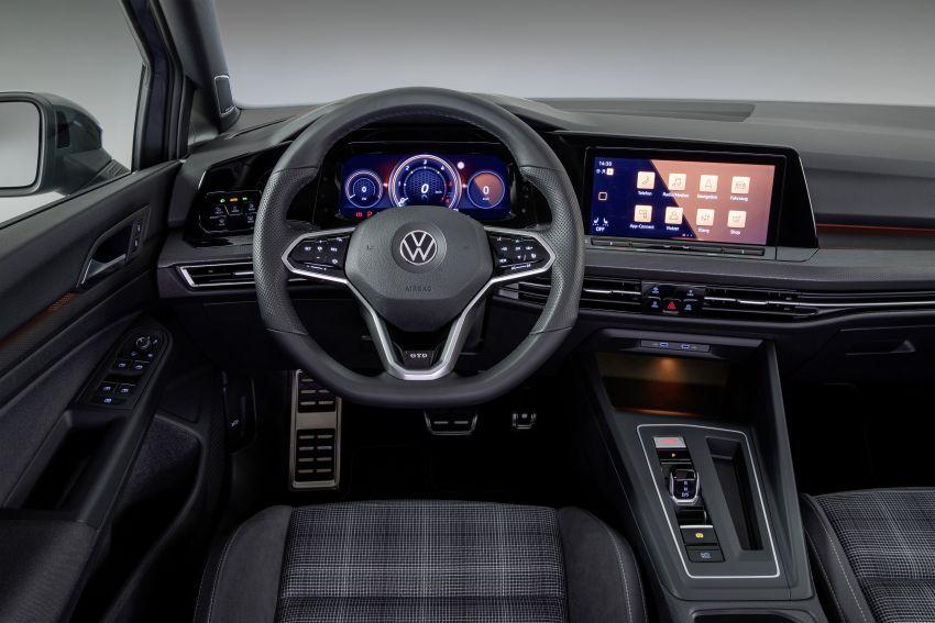 Volkswagen Golf GTD, GTE Mk8 – diesel, PHEV GTIs Image #1088039
