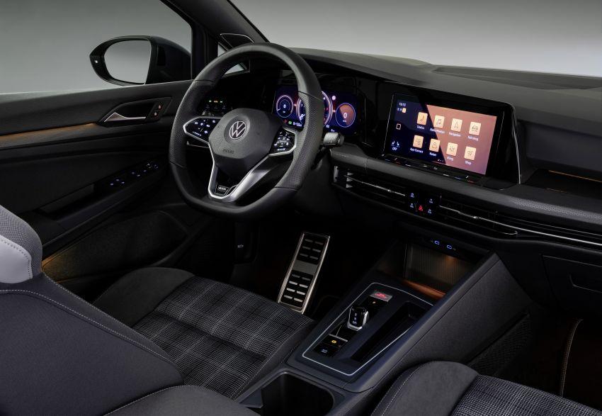 Volkswagen Golf GTD, GTE Mk8 – diesel, PHEV GTIs Image #1088040