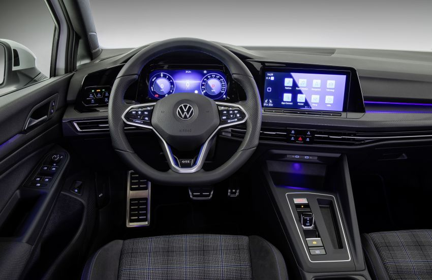 Volkswagen Golf GTD, GTE Mk8 – diesel, PHEV GTIs Image #1088063