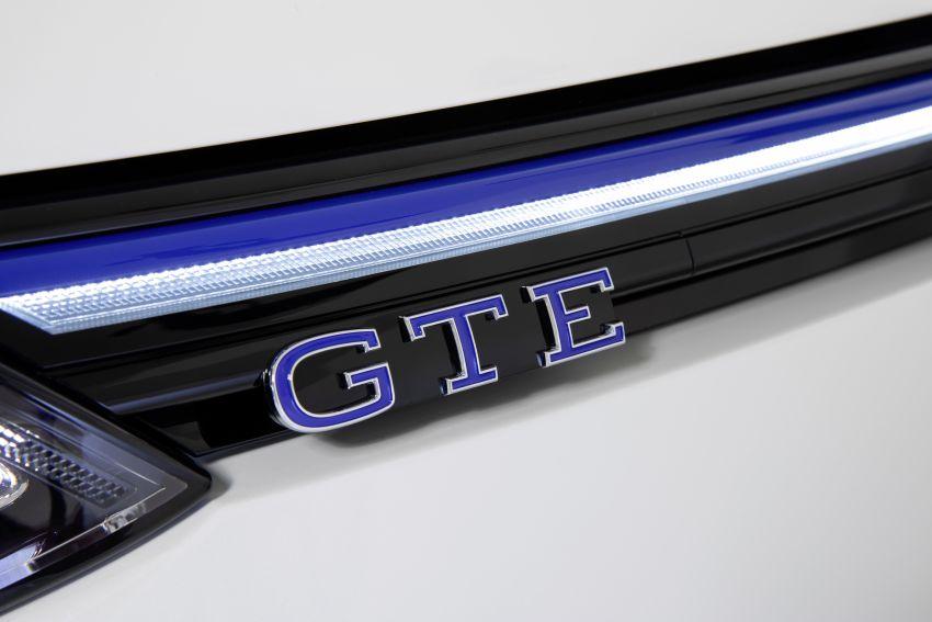 Volkswagen Golf GTD, GTE Mk8 – diesel, PHEV GTIs Image #1088069