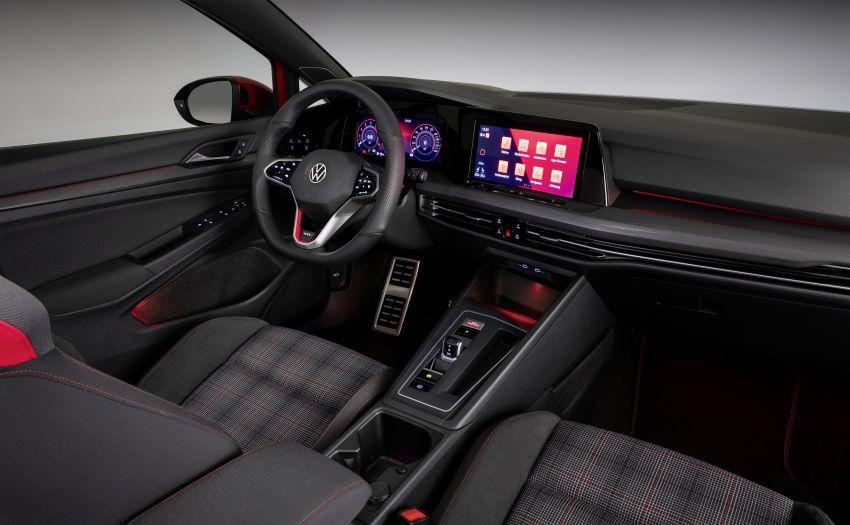 Volkswagen Golf GTI Mk8 revealed – 245 PS, 370 Nm Image #1088008