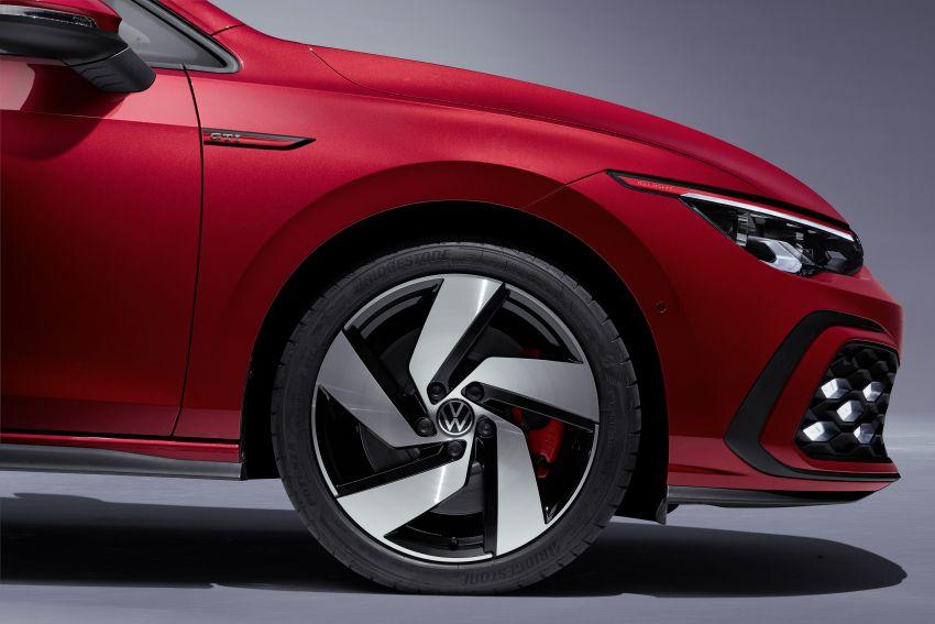 Volkswagen Golf GTI Mk8 revealed – 245 PS, 370 Nm Image #1088013