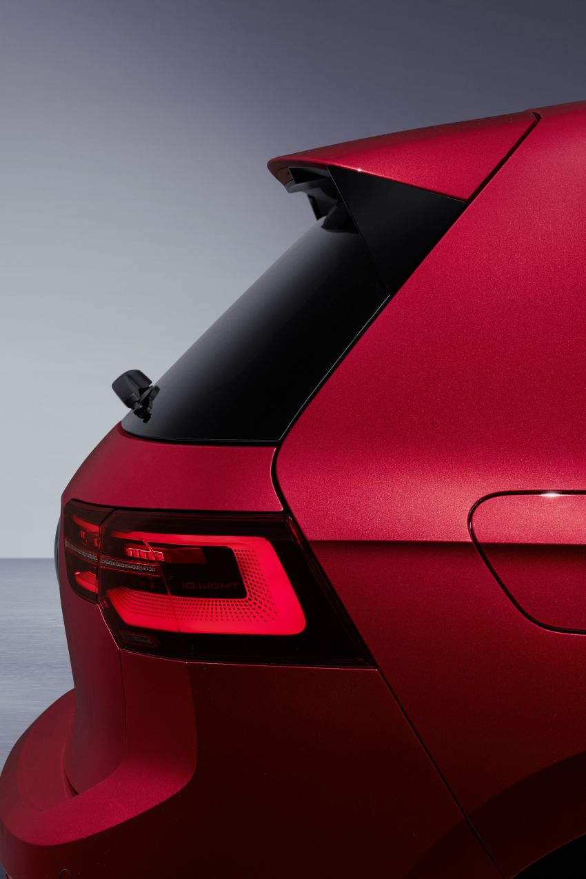 Volkswagen Golf GTI Mk8 revealed – 245 PS, 370 Nm Image #1088014