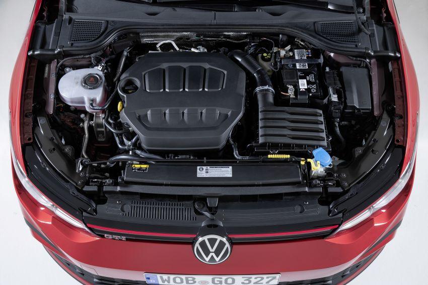 Volkswagen Golf GTI Mk8 revealed – 245 PS, 370 Nm Image #1088017