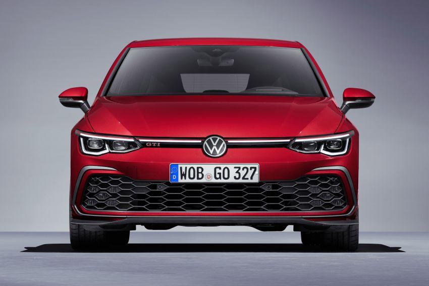 Volkswagen Golf GTI Mk8 revealed – 245 PS, 370 Nm Image #1088002