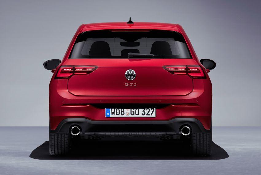 Volkswagen Golf GTI Mk8 revealed – 245 PS, 370 Nm Image #1088004