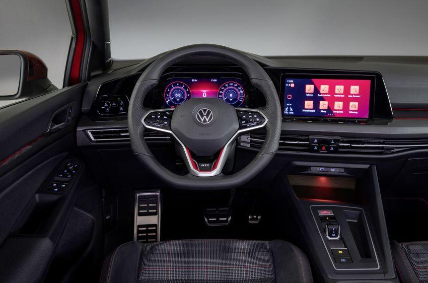 Volkswagen Golf GTI Mk8 revealed – 245 PS, 370 Nm Image #1088006
