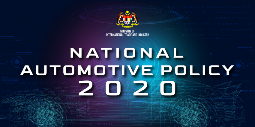 NAP 2020 launched – an enhancement of NAP 2014, aims to make Malaysia regional automotive leader Image #1085346
