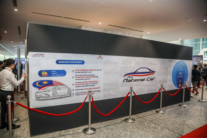 """DreamEdge teases new national car prototype – full Malaysian effort, sedan promises to be """"fun to drive"""" Image #1085497"""