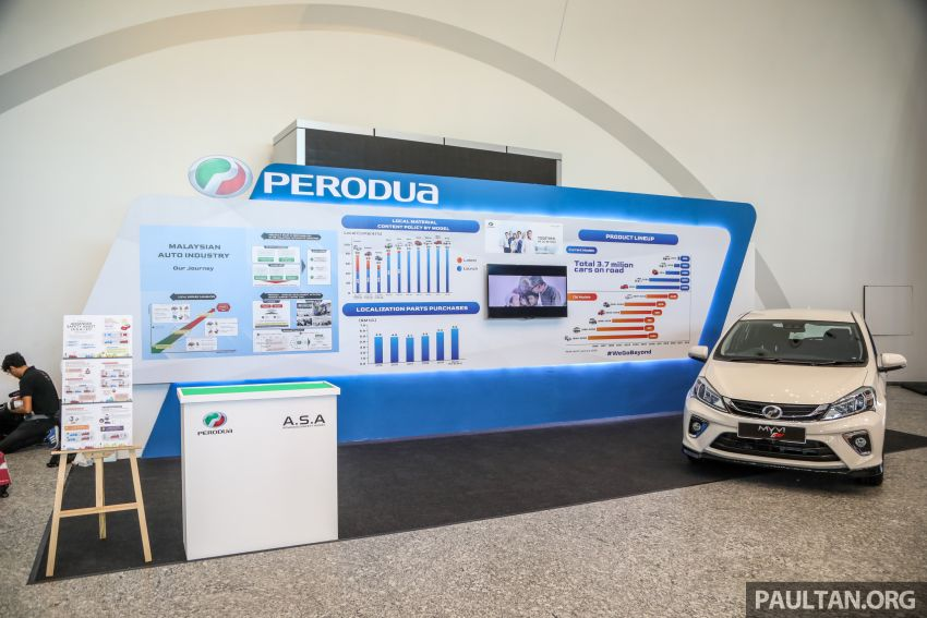 Perodua's journey in Malaysia – 3.7m cars sold, 95% local content, RM6b local parts purchase this year Image #1085603