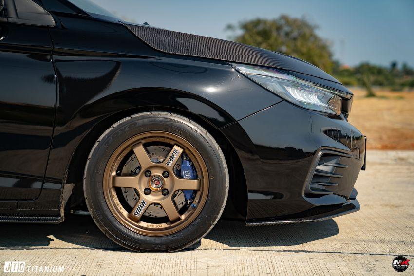 Honda City 1.0L VTEC Turbo RS NKGarage – merecik! Image #1083103