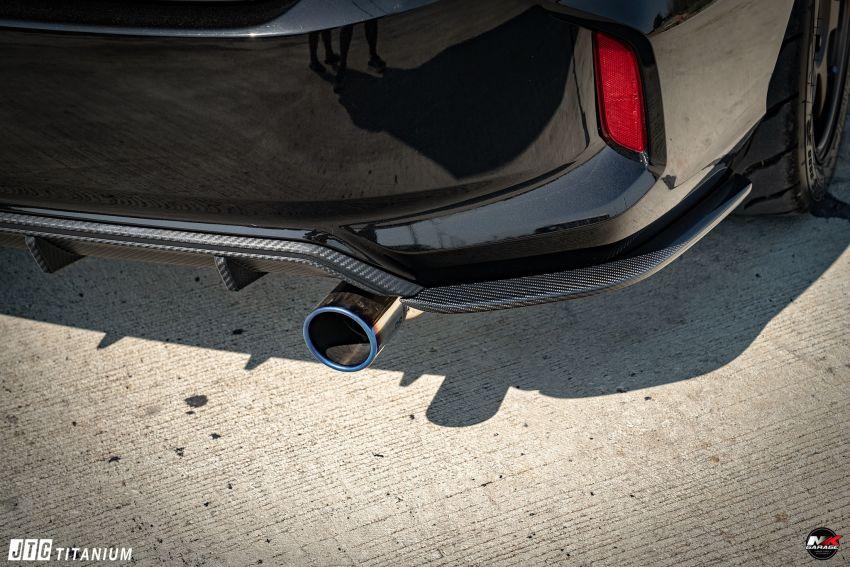 Honda City 1.0L VTEC Turbo RS NKGarage – merecik! Image #1083109