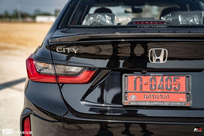 Honda City 1.0L VTEC Turbo RS NKGarage – merecik! Image #1083115