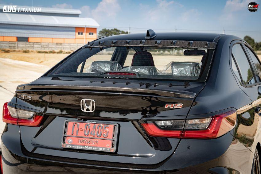 Honda City 1.0L VTEC Turbo RS NKGarage – merecik! Image #1083085