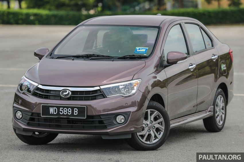 Top 10 best-selling car models in Malaysia in 2019 Image #1078201