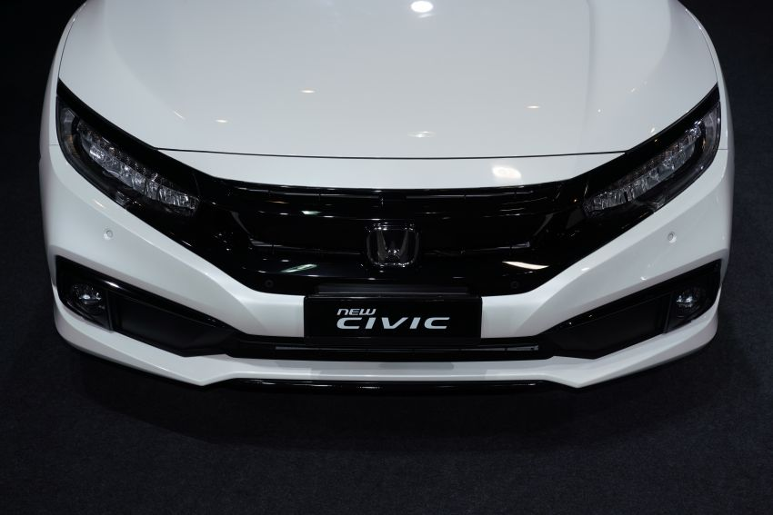 2020 Honda Civic facelift debuts in Malaysia – three variants, 1.8 NA and 1.5 Turbo, RM114k to RM140k Image #1087324