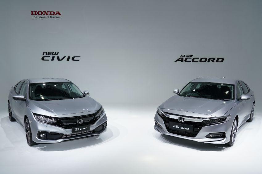 2020 Honda Civic facelift debuts in Malaysia – three variants, 1.8 NA and 1.5 Turbo, RM114k to RM140k Image #1087329