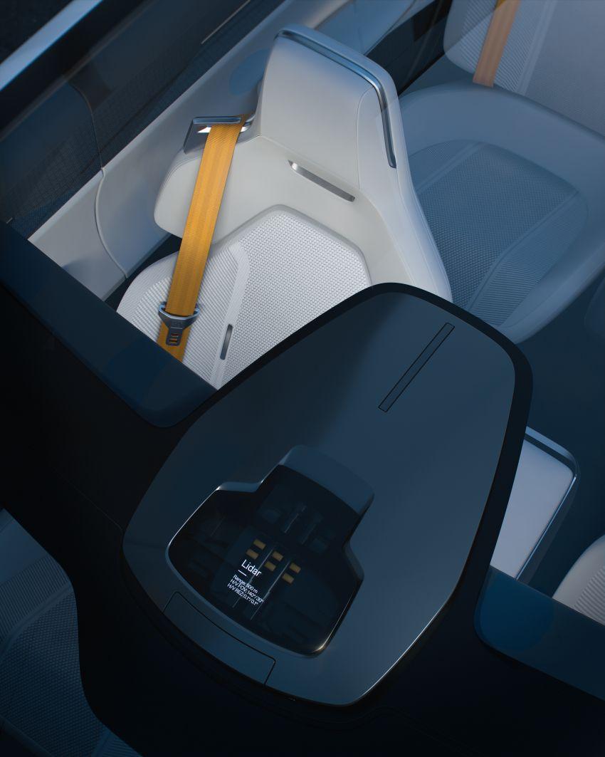 Polestar Precept concept: electric sedan with new look Image #1087066