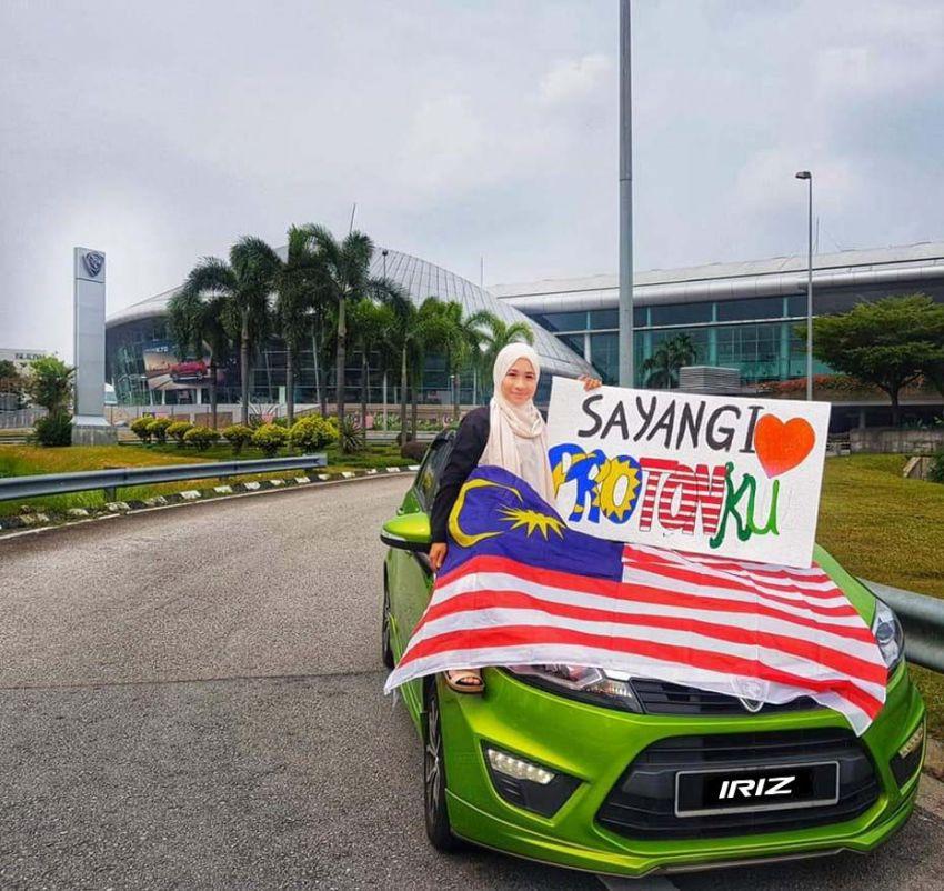 Loyal Proton customer wins new Saga Premium AT Image #1088140