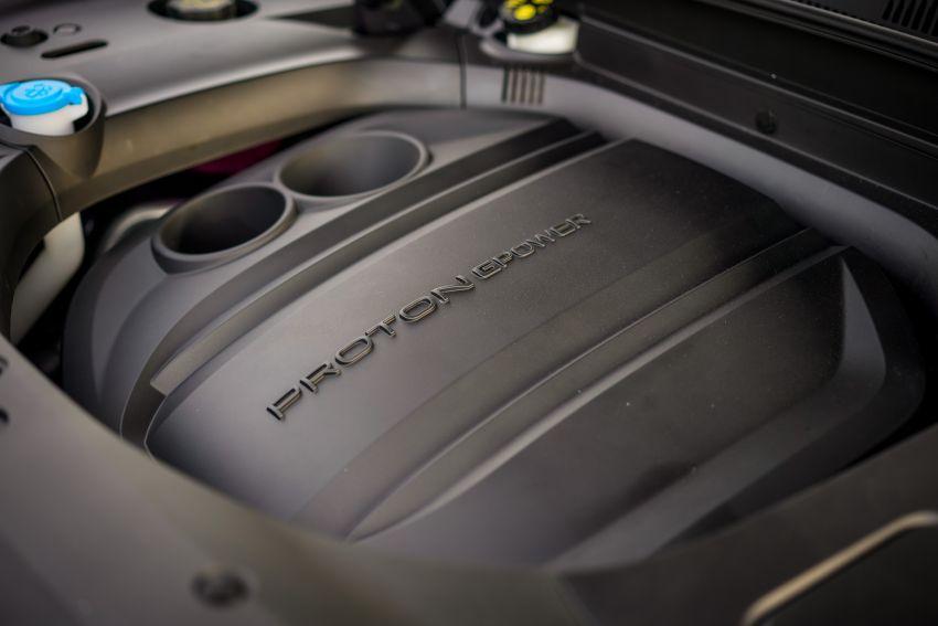 Proton X70 CKD dilancarkan secara rasmi – harga bermula RM95k, kotak gear DCT 7-kelajuan, 4 varian Image #1080289
