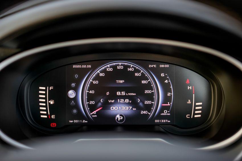 Proton X70 CKD dilancarkan secara rasmi – harga bermula RM95k, kotak gear DCT 7-kelajuan, 4 varian Image #1080300