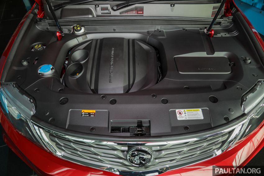 Proton X70 CKD dilancarkan secara rasmi – harga bermula RM95k, kotak gear DCT 7-kelajuan, 4 varian Image #1081266