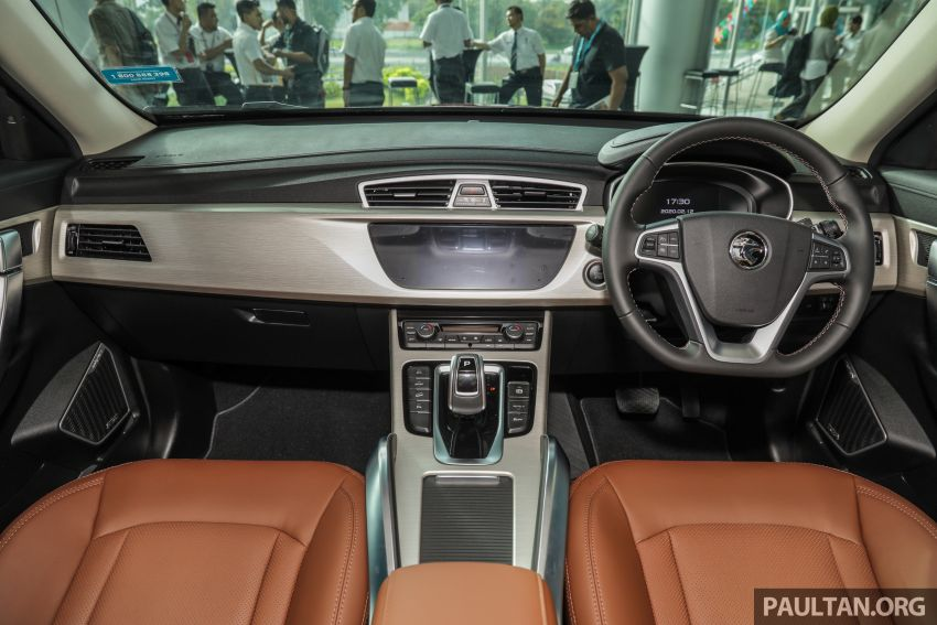 2020 Proton X70 CKD launched: Volvo 7DCT, +15 Nm, 13% better economy, more features, RM95k to RM123k Image #1081256