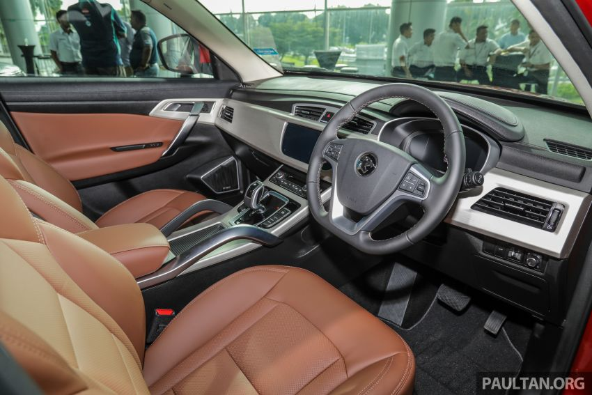 2020 Proton X70 CKD launched: Volvo 7DCT, +15 Nm, 13% better economy, more features, RM95k to RM123k Image #1081258
