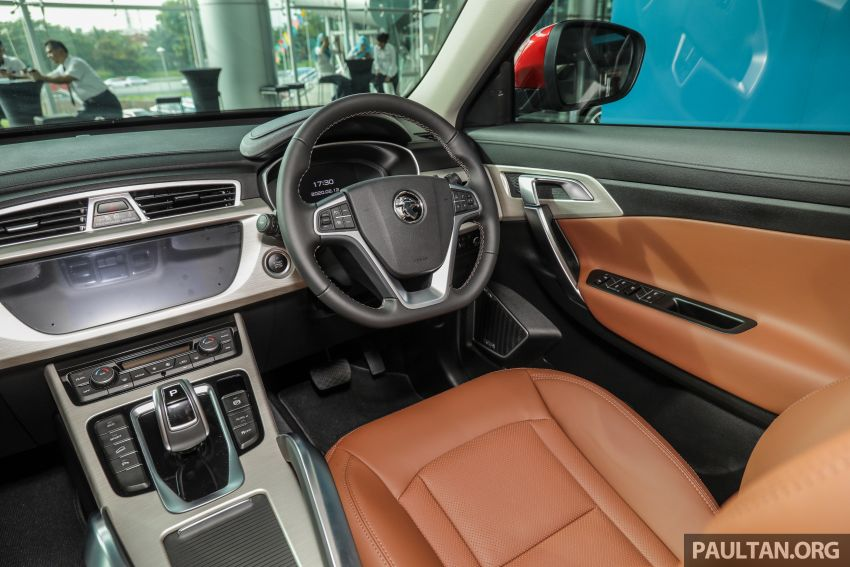 2020 Proton X70 CKD launched: Volvo 7DCT, +15 Nm, 13% better economy, more features, RM95k to RM123k Image #1081262