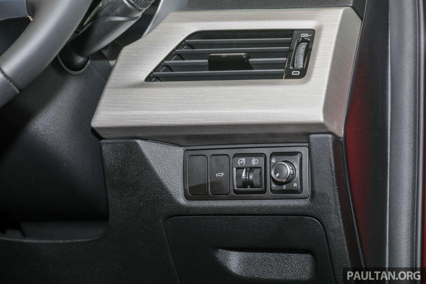 Proton X70 CKD dilancarkan secara rasmi – harga bermula RM95k, kotak gear DCT 7-kelajuan, 4 varian Image #1081274