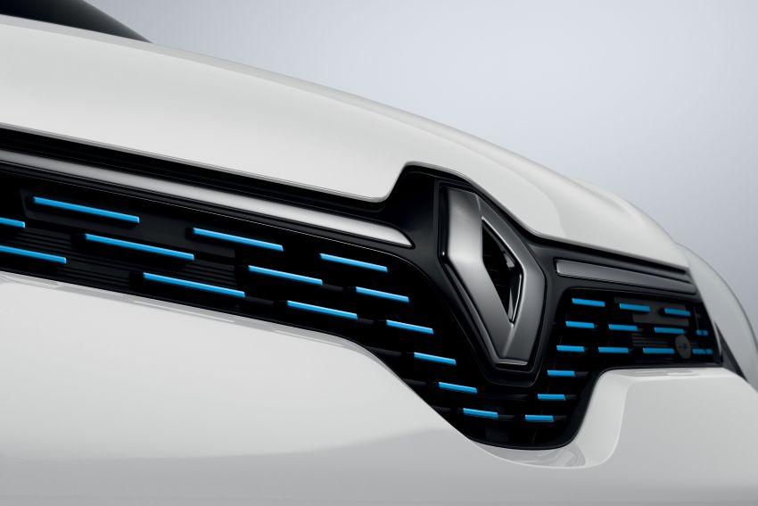 Renault Twingo Z.E. debuts – up to 250 km EV range Image #1086322